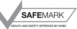 Safemark Health and Safety Approved by NHBC